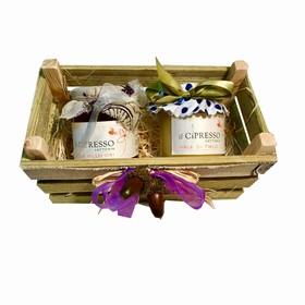 Box with Jams